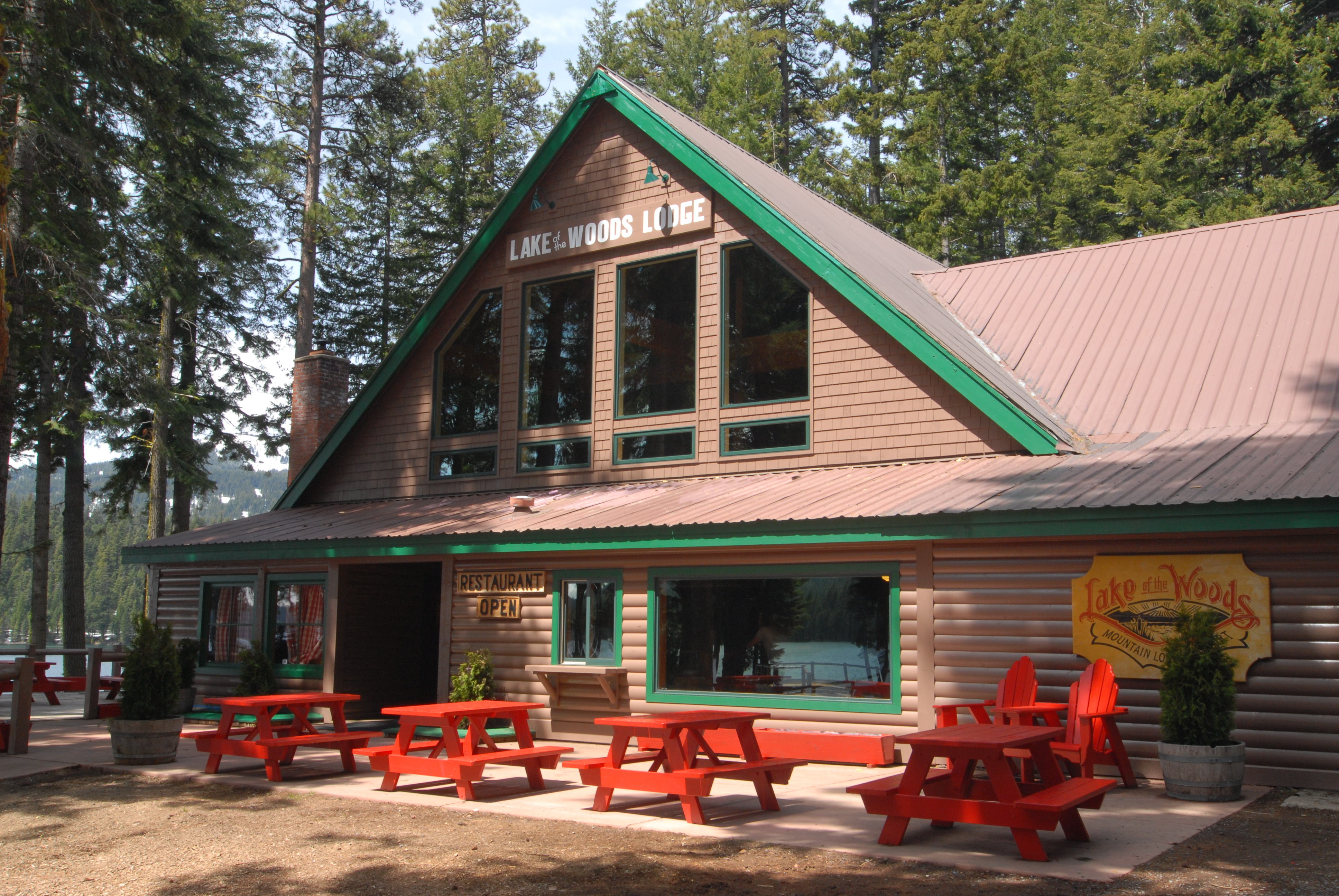 Lodging, Hotels and Suites Near Crater Lake Oregon
