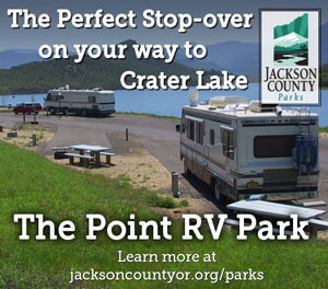 2015 - Emigrant Lake Point RV Banner Ad