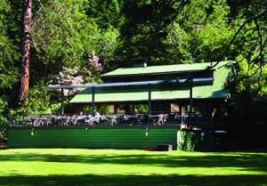 Morrisons Lodge
