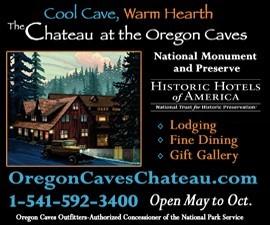 The Cau At Oregon Caves